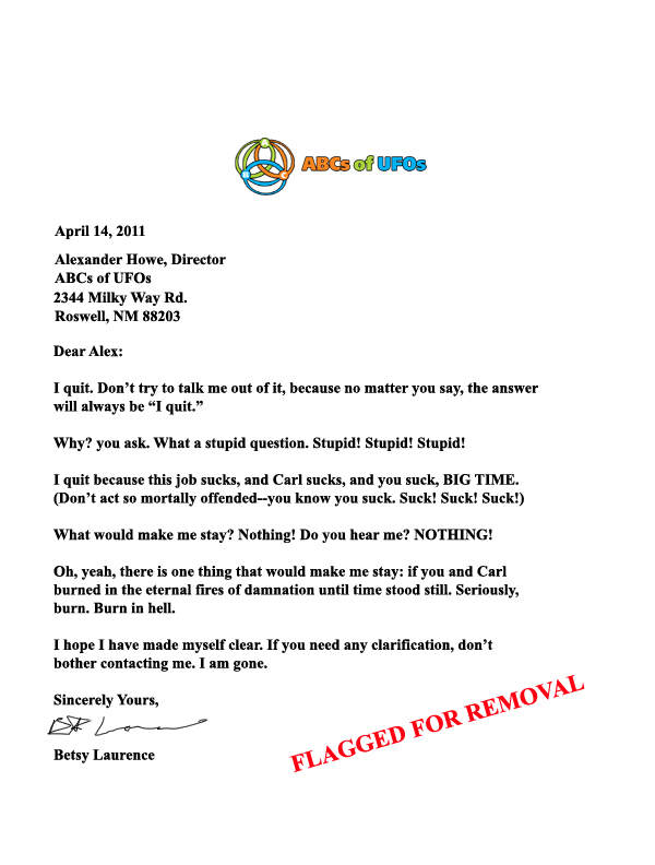 Awesome Resignation Letter 24 Hour Notice Contemporary - Coloring ...